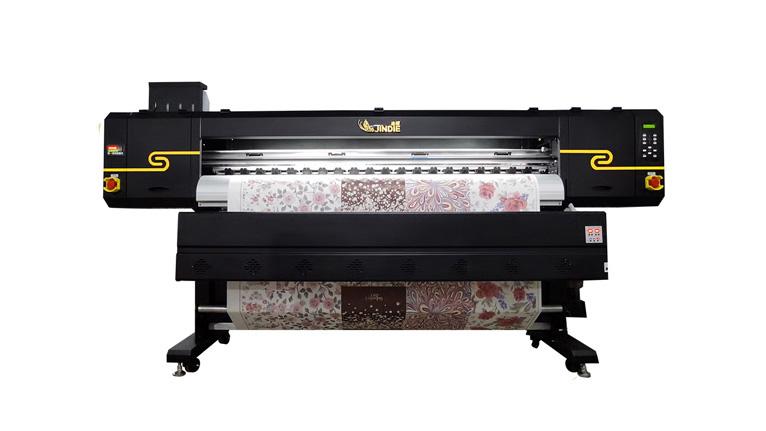 金蝶JD-F1906六头工业印花机