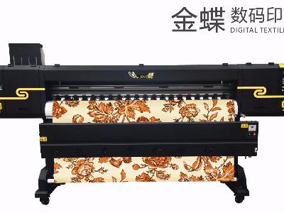 奥德利数码印花机全面采用爱普生正版授权的I3200喷头,更稳定.更省心
