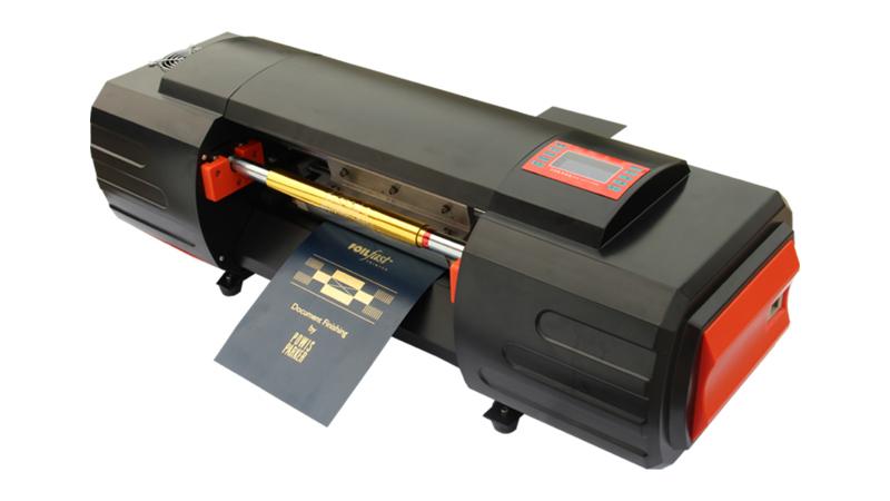 330B 自动进纸烫金机