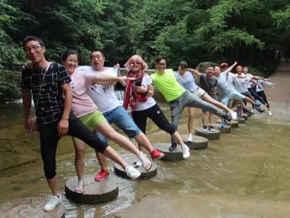 """2017郑州奥德利""""尧山大峡谷漂流"""" """"人间仙境-白云山""""欢乐游"""