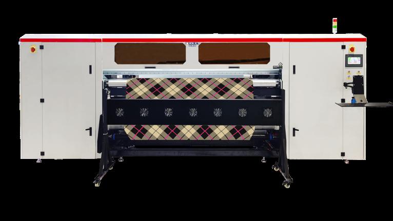 F2015工业印花打纸机