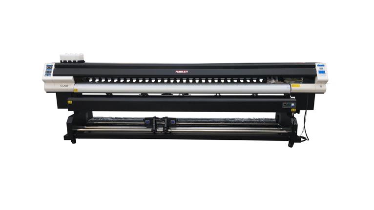 奥德利S3200三头写真喷绘一体机