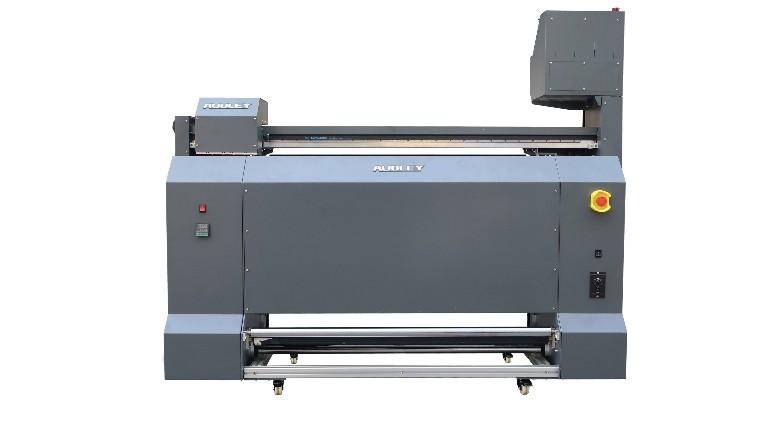 QG1000一米彩色条幅机